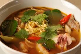 Суп с кальмарами -9 рецептов на любой вкус