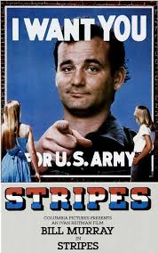 stripes starring bill murray wild about cinema comedy movie