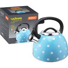 <b>Чайник</b> Mallony Maestria <b>2.5 л</b> в Калуге – купить по низкой цене в ...