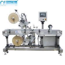China <b>Automatic</b> Plane OPP <b>Label</b>/<b>Labeling Machine</b> for Glass ...