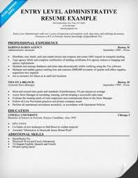 this is a really nice layout for an entry level office admin  its    fantastic free entry level administrative resume for you to use  resumecompanion com