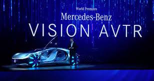 <b>Mercedes</b>-<b>Benz</b> and James Cameron built an Avatar-inspired <b>car</b> ...