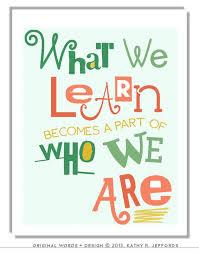 Resultado de imagen de quotes about learning