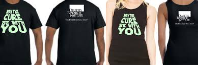 Order your <b>May</b> The Cure Be With You shirts now!
