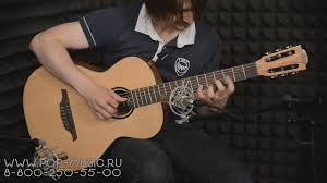 <b>Классическая гитара LAG</b> GLA TN66A - YouTube