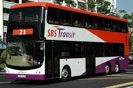 SBS Transit Volvo B TL