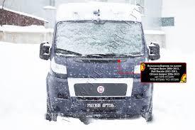 <b>Воздухозаборник на капот</b> (со скотчем 3М) для Peugeot Boxer ...