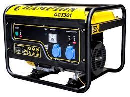 <b>Бензиновый генератор CHAMPION GG3301</b> (2800 Вт) — купить ...