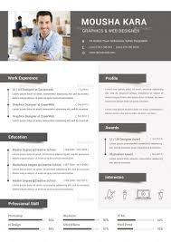 simple creative cv resume cover letter by redwanulhaque simple creative cv resume cover letter