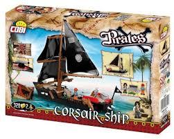 <b>Конструктор Cobi Pirates</b> 6020 Корсар — купить по выгодной ...