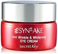 Secret Key - <b>Syn Ake</b> - <b>Anti Wrinkle</b> Eye Cream - Whitening Cream ...