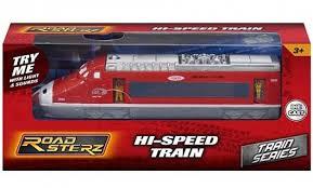 <b>HTI</b> Roadsterz <b>Скоростной</b> поезд (звук и свет), 1370061