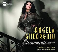 <b>Angela Gheorghiu</b>: <b>Eternamente</b>