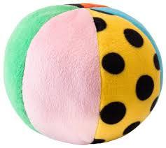 <b>Мягкая</b> игрушка <b>IKEA</b> мяч <b>Клаппа</b> 12 см — купить по выгодной ...