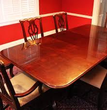 Thomasville Cherry Dining Room Set Thomasville Cherry Formal Dining Room Set Cherry Tables Amp Chairs