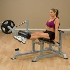 Купить <b>Разгибание ног сидя Body</b> Solid LVLE (LVLE) недорого с ...