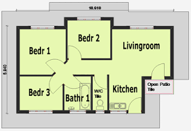 this small three bedroom  small bedroom house plans home     bed house plans