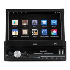 <b>7 inch 1 din</b> for android 8.1 car radio stereo mp5 player 4 core 1+ ...