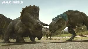 <b>Tyrannosaurus</b> vs Triceratops - DINOSAURS - YouTube