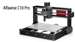 Тест гравировки фанеры на ЧПУ <b>Alfawise C10 Pro</b> (<b>cnc</b> 3018 pro ...