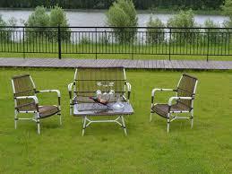 new china outdoor rattan garden