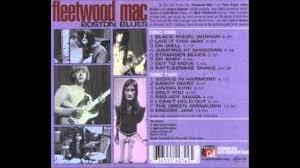 <b>Fleetwood Mac</b> - <b>Boston</b> Blues live 1970 side 1 - YouTube