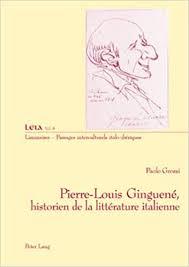 Pierre-Louis Ginguené, historien de la littérature ... - Amazon.com