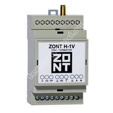<b>ZONT</b> H-1V Модуль <b>GSM</b> дистанционного управления котлом