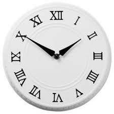 pynta wall clock 13 blank wall clock frei