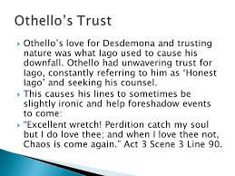betrayal in othello essay quotes  essay for you desdemona in othello essay topics