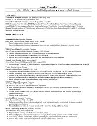 resume avery franklin