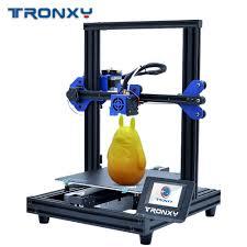New Upgraded <b>Tronxy XY 2 Pro</b> Fast Assembly 3D Printer Auto ...