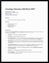 resume template how to make a on word alexa in making in  how to make a resume on word alexa resume in making a resume in word