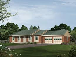Squire I Country Ranch Home Plan D    House Plans and MoreSquire I Country Ranch Home  HOUSE PLAN