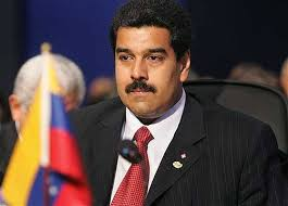 Nicolas Maduro, the newly appointed vice-president