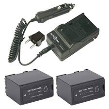 high capacity 2x 7800mah np f970 np f960 np f970 f960 digital camera battery usb charger for sony