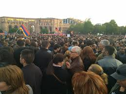 2018 Armenian protests