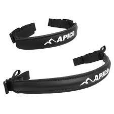 Apico Enduro <b>Grab</b> & <b>Pull</b> Loop Strap Kit | Front & <b>Rear</b> ...