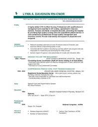 sample resume format for nurses  nurse resume nursing student    registered nurse resume sample