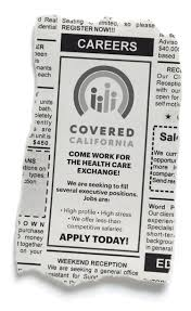 top jobs go begging at covered california sacramento business illustration of a help wanted ad for covered caifornia the agency struggles to compete
