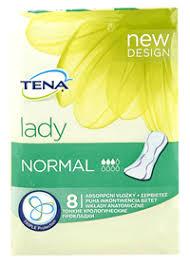 <b>Прокладки TENA Lady Slim</b> Normal уролог. – купить в сети ...