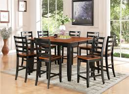 Tall Dining Room Sets Square Dining Table Seats Round White Room Dining Room Tables