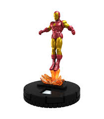 "Image result for heroclix ""iron man"""