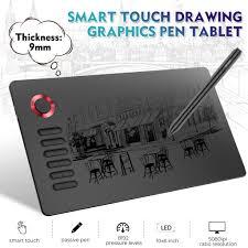 <b>VEIKK A15</b> Pro <b>Graphics Drawing</b> Tablet 10 X 6 Inch Digital <b>Drawing</b> ...
