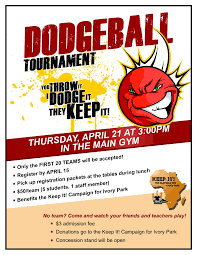 Dodgeball Tournament Flyer Template : Dodgeball Tournament Flyer ... Dodgeball Tournament Publicity Tools