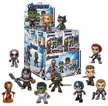 Купить <b>Фигурка</b> Funko Mystery Minis Blind Box – <b>Marvel</b>: <b>Avengers</b> ...