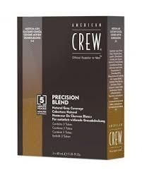 <b>American Crew</b> Precision Blend - <b>Краска для</b> седых волос ...