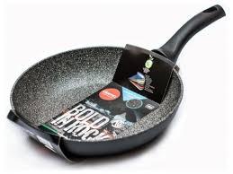 Купить <b>сковороду Domo</b> Bold in Rock BR2281 <b>28 см</b> (кованый ...