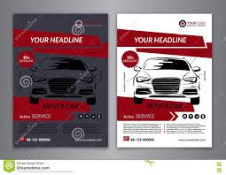 set a a rent a car business flyer template auto service set a5 a4 rent a car business flyer template auto service brochure templates