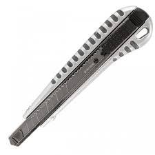 <b>Brauberg Нож универсальный</b> Metallic 9 мм - Акушерство.Ru